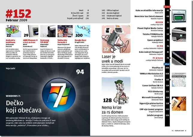 PC152-sadrzaj