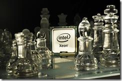 Intel Xeon 5500 Chess.  Mandatory Credit: Vismedia +44 (0)20 7613 2555