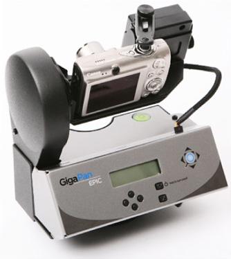 GigaPan EPIC za Consumer klasu aparata