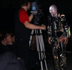 Rambo Amadeus kao robot
