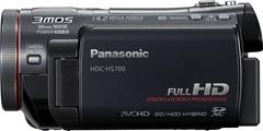 Panasonic-HS700 koristi ugrađeni hard disk od 240 GB ili memorijske kartice