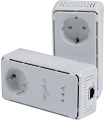 dLAN 200 AVplus StarterKit