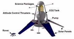 Mars-hopper