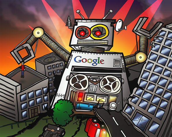 google-is-a-giant-robot