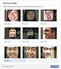 Facebook-FaceTags