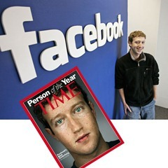**FILE**    Facebook.com's mastermind, Mark Zuckerberg smiles at his office in Palo Alto, Calif., in this Monday, Feb. 5, 2007 file photo. The owners of a rival social networking Web site are trying to shut down Facebook.com, charging in a federal lawsuit that Facebook's founder stole their ideas while they were students at Harvard. The three founders of ConnectU say Zuckerberg agreed to finish computer code for their site, but repeatedly stalled and eventually created Facebook using their ideas.   (AP Photo/Paul Sakuma, FILE)