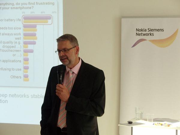 Josef Lorenz, Nokia Siemens Networks