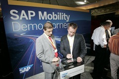 SAP Mobility Demo Corner